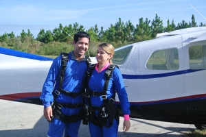 Start  Skydiving Florida