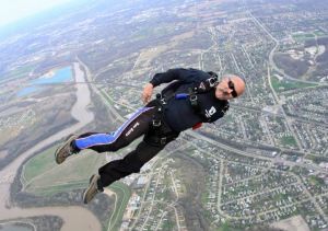 skydiving in Indiana
