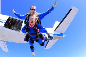 skydiving in ohio