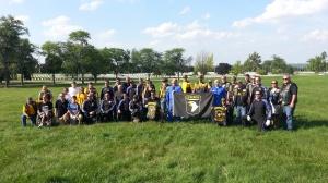 veteran's reunions