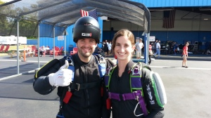 Skydiving Columbus