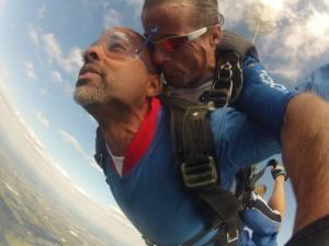 Jump over Orlando
