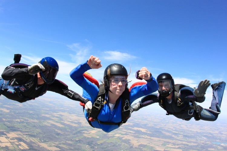 Skydive Ky