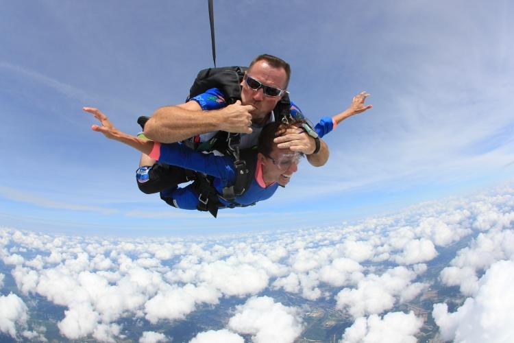 Rebecca Westerheide Skydive