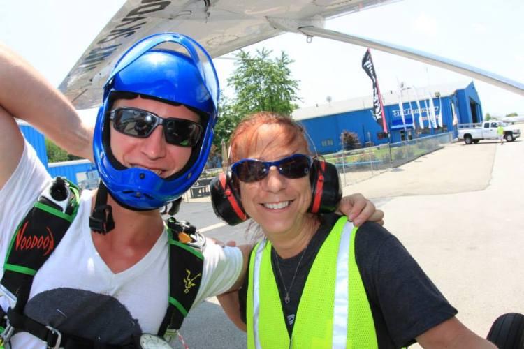 Skydive Columbus