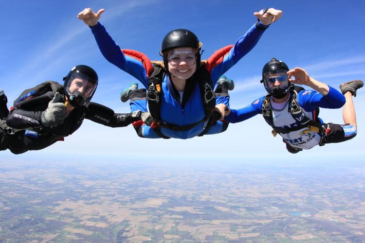 indoor skydiving ohio
