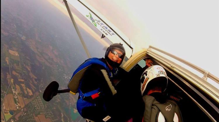 Skydive in Ohio