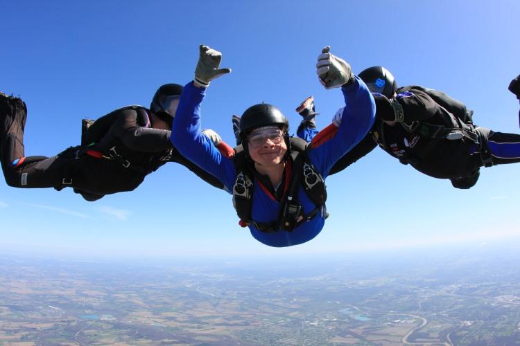 Skydive Ohio