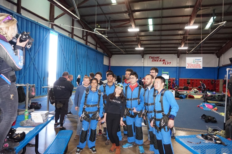 Skydiving Indianapolis