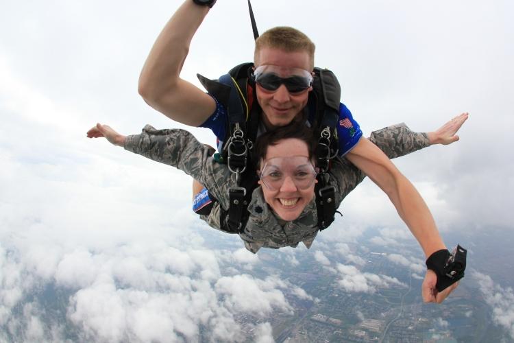 Skydiving Dayton