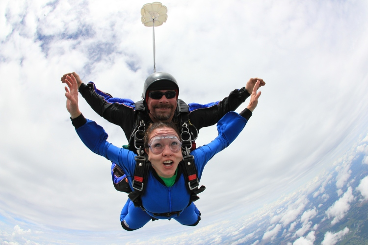 Skydive in Indiana