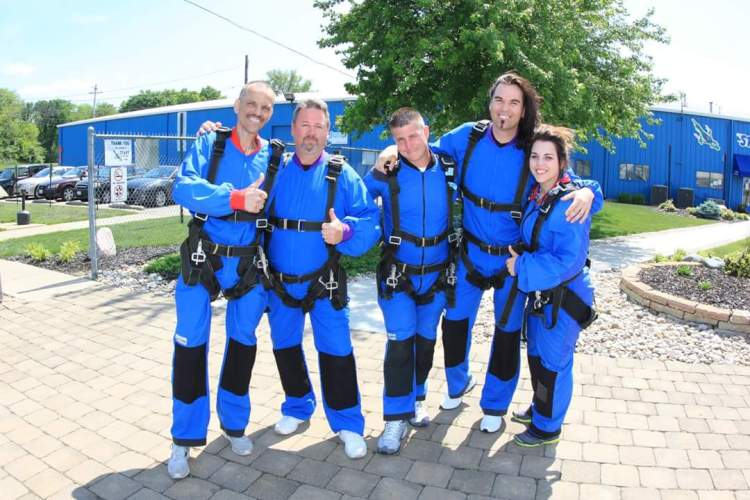 Skydiving Cincinnati