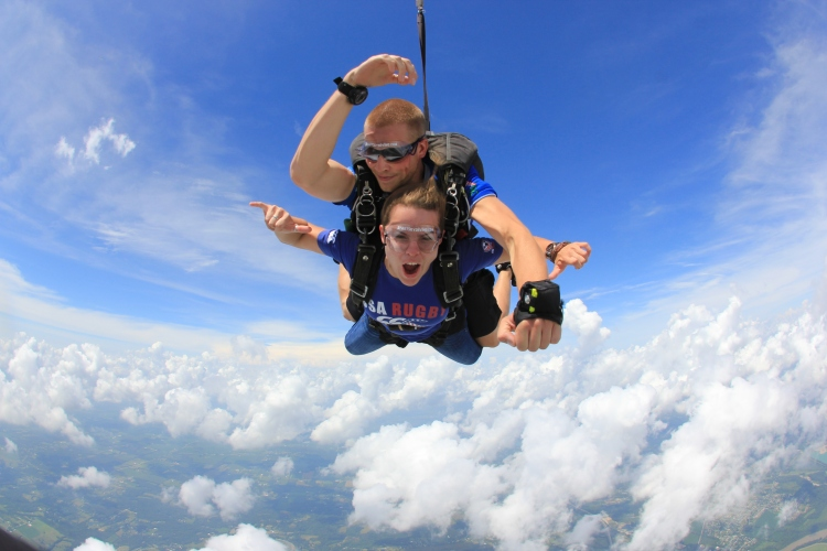 Skydive Columbus