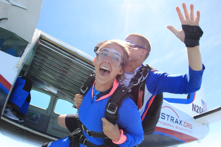 Skydive in Indy