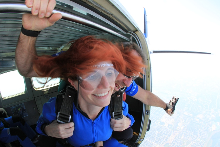 Skydiving Dayton