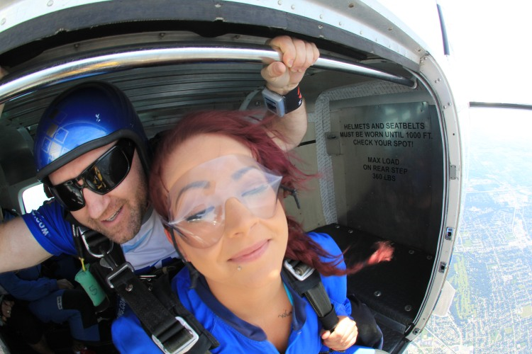 Skydive in Ohio