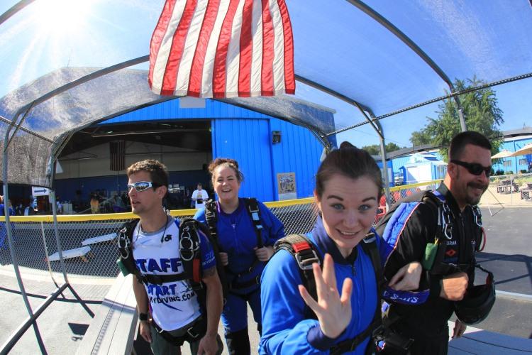 Skydiving Columbus