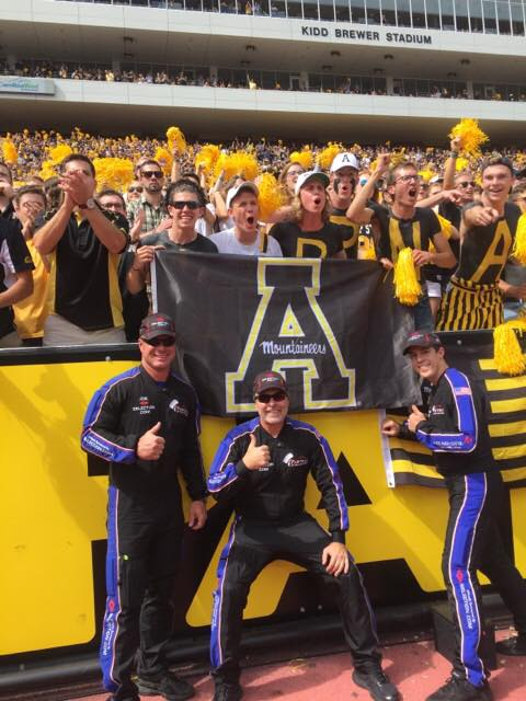 johns-with-appalachian-state-students